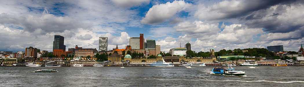 Hamburg-Panorama
